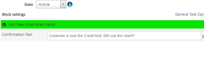 Frontend Confirmation Popup - Redoo Networks Support